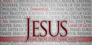 Почему мы молимся во имя Иисуса?