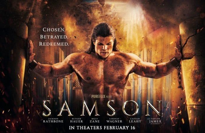 Голливудский актер рассказал, как съемки в фильме «Самсон» повлияли на его веру