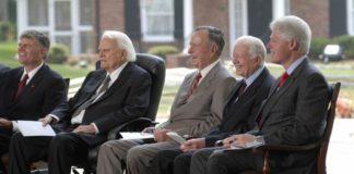 На похоронах Билли Грэма примут участие шесть президентов США