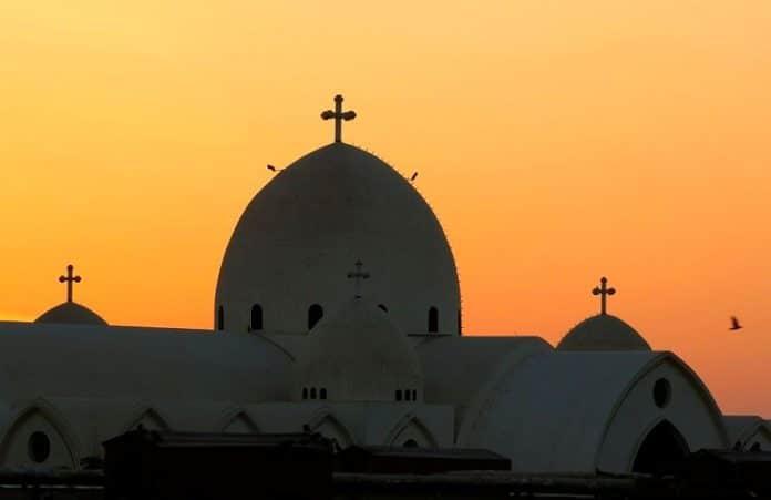 В Египте освящен храм в честь мучеников, убитых в Ливии исламистами