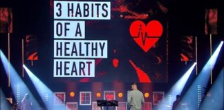 Стивен Фуртик - 3 привычки здорового сердца