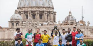 В Ватикане в 12-й раз пройдёт международный футбольный чемпионат «Clericus Cup»