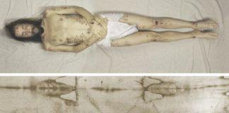 Итальянский профессор создал 3D изображение Иисуса Христа на основе Туринской Плащаницы