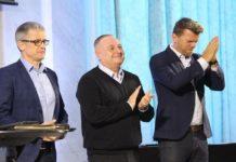 Трех старших пасторов движения «Слово Жизни» признали епископами
