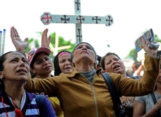 Будущее христианства на Ближнем Востоке: реальность и прогнозы