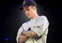 Джастин Бибер ведёт в поклонение 98 миллионов фанатов на INSTAGRAM