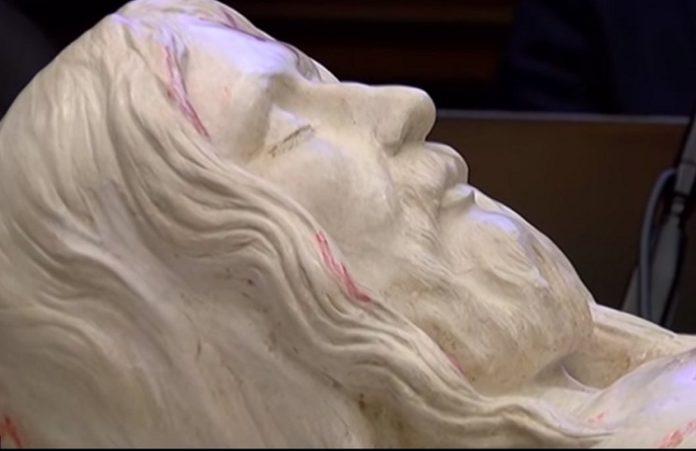 Итальянские учёные посредством Туринской плащаницы воссоздали 3D изображение Иисуса Христа