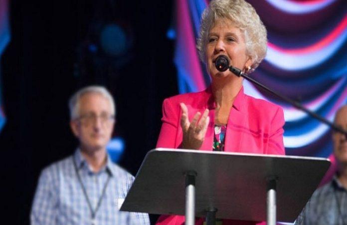 В высшее руководство Ассамблей Божьих впервые избрана женщина