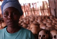 Оставлена, чтобы рассказать: геноцид глазами жертвы