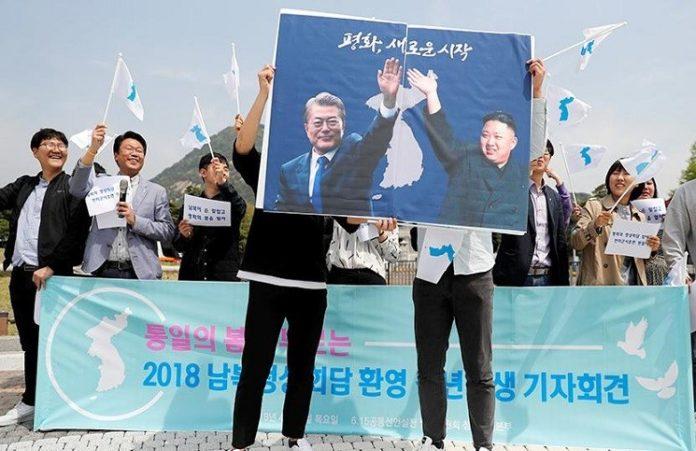 Бог отвечает на молитвы: мир между Северной и Южной Кореей