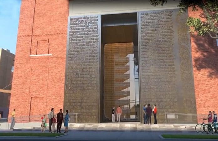Музей Библии в Вашингтоне привлек более полумиллиона посетителей за полгода