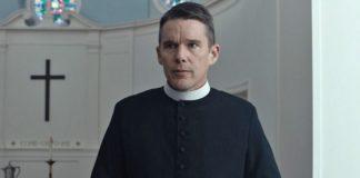 В США представили фильм «Первая реформатская церковь» с Итаном Хоуком в главной роли