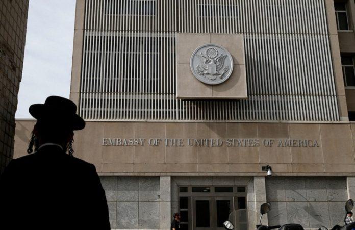 Израиль: посольство США перенесли из Тель-Авива в Иерусалим