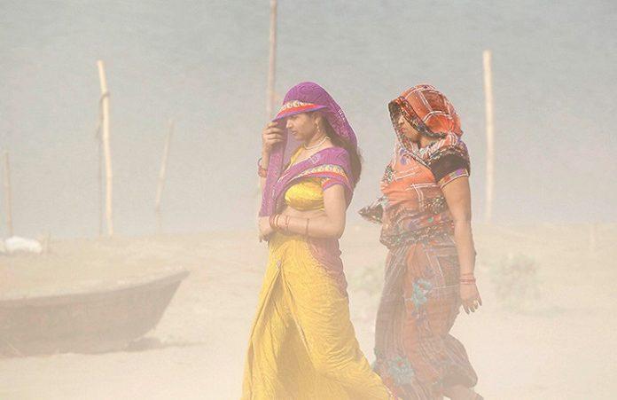 Песчаная буря в Индии унесла жизни 125 человек