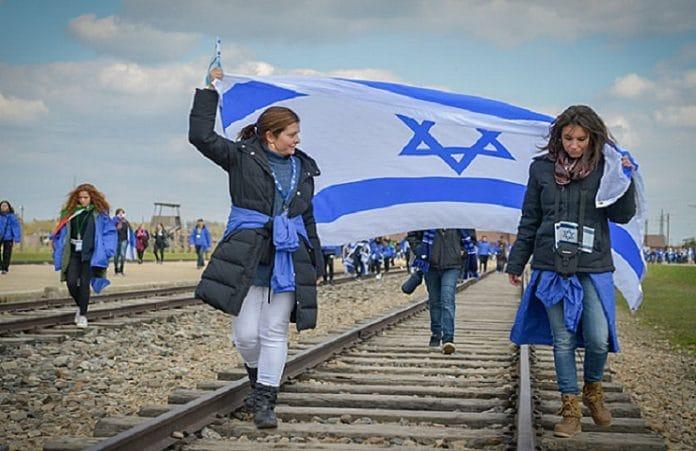 Тысяча евреев приняли участие в
