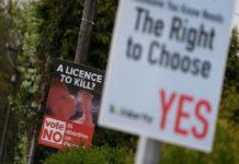 В Ирландии проходит референдум о расширении права на аборт