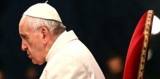 Папа Римский обеспокоен ситуацией на Ближнем Востоке