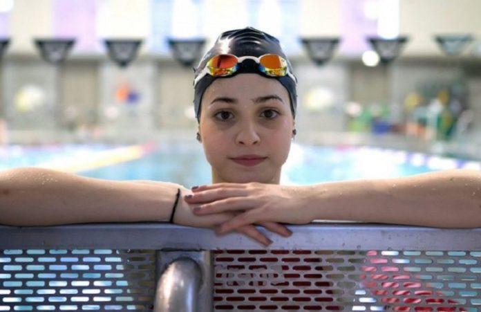 Спасшая людей беженка на Олимпиаде