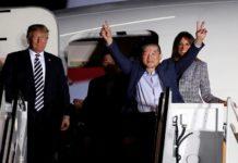 Освободили пасторов, заключенных в Северной Корее