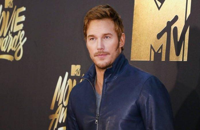 Актер Крис Пратт рассказал о своей вере на вручении премии MTV