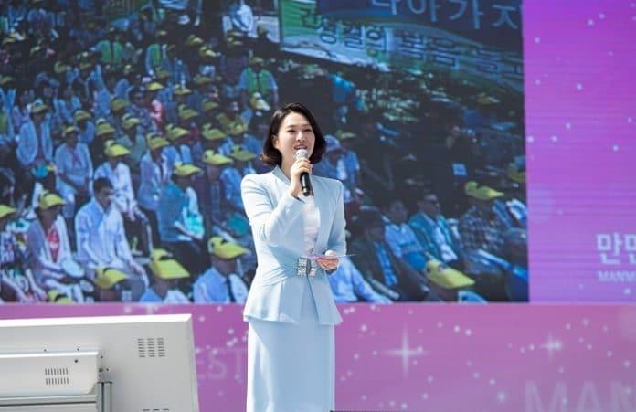Церковь «Манмин» провела масштабный фестиваль в парке Йоидо в Сеуле