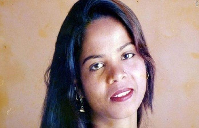Асия Биби провела в тюрьме уже девять лет
