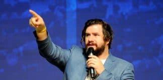 Христос живет в каждом христианине: Бен Фитцджеральд на конференции «Слово Жизни»