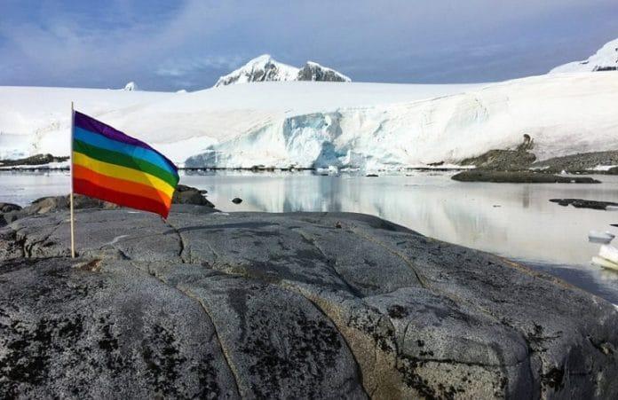 В Антарктиде пройдет гей-парад