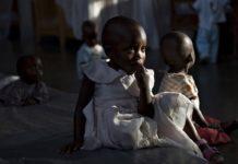 Детям Конго грозит голодная смерть