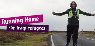 Христианин из Британии совершит ультрамарафон в поддержку беженцев с Ближнего Востока